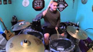 Day Of The Dead - Hollywood Undead - Drum Cover