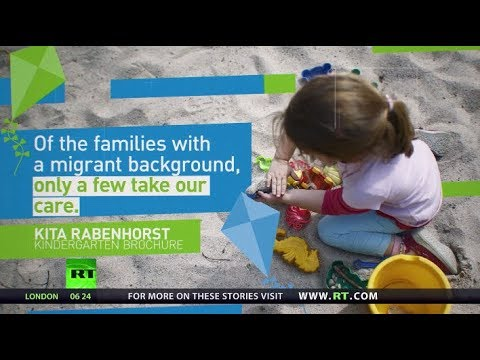 'Hardly any migrants' kindergarten ad brings wrong kind of p