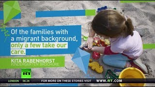 'Hardly any migrants' kindergarten ad brings wrong kind of publicity