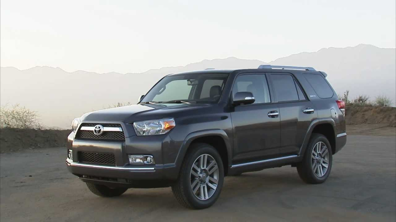2013 toyota 4runner limited official video youtube. Black Bedroom Furniture Sets. Home Design Ideas