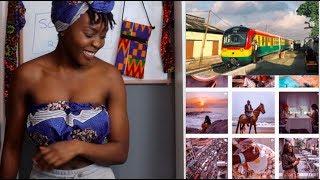 Solo Trip Around Africa Until 2020 | Ghana, Nigeria, Rwanda, Zimbabwe, Uganda