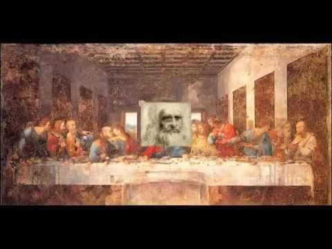The Last Supper - Leonardo da Vinci - Zodiac