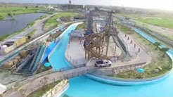 Schlitterbahn RiverPark and Resort - Drone Footage (Corpus Christi, Texas)