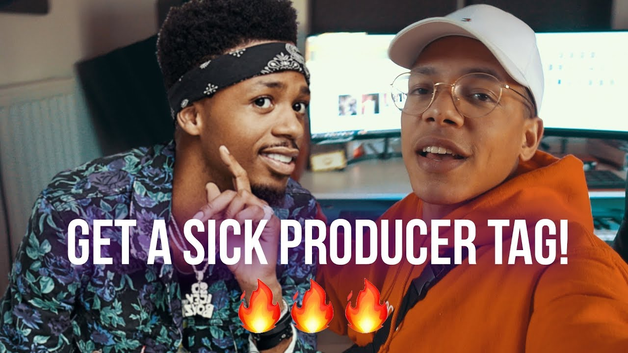 HOW TO GET A PRODUCER TAG LIKE METRO BOOMIN!!! (VoiceTagGods)