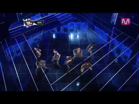 100%_Want U Back (Want U Back By 100%@Mcountdown 2013.5.30)