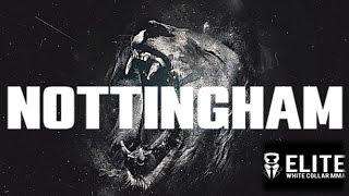 Elite White Collar MMA- NOTTINGHAM FIGHT 3