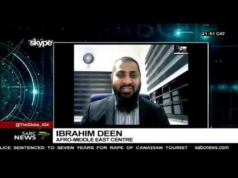 History and occupation of Western Sahara: Ebrahim Deen
