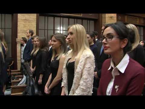 Comenius Universität in Bratislava – Immatrikulation 2017