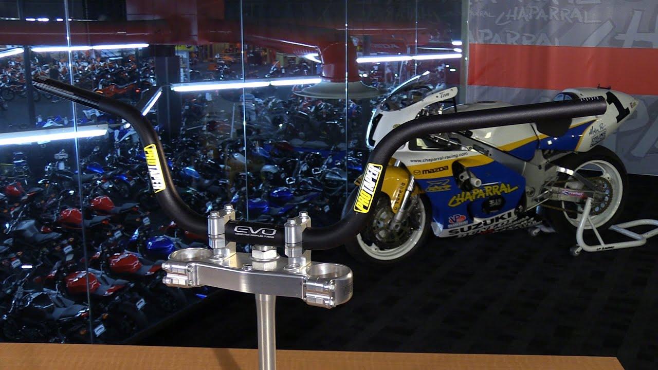 Pro Taper Handlebars >> Chaparral Motorsports First Look: Pro Taper EVO Adventure ...