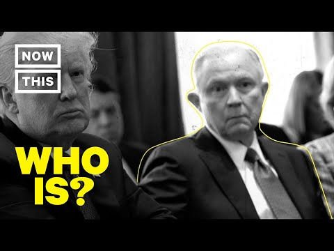 Who Is Jeff Sessions? – Attorney General of the United States | NowThis