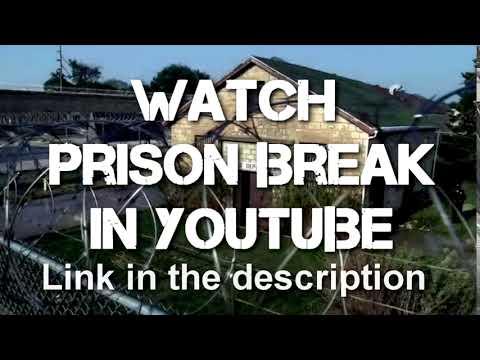 Watch Prison Break In YouTube Online Link In The Description ❥