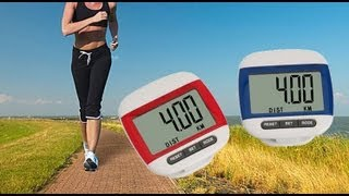 Moredeal.my - Jogging Pedometer Timer to Track Your Speed, Heart Rates & Distance Traveled