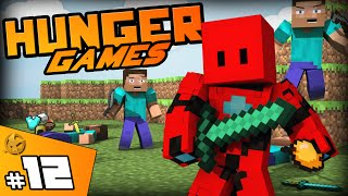 MINECRAFT HUNGER GAMES - ROUND AND ROUND WE GO!