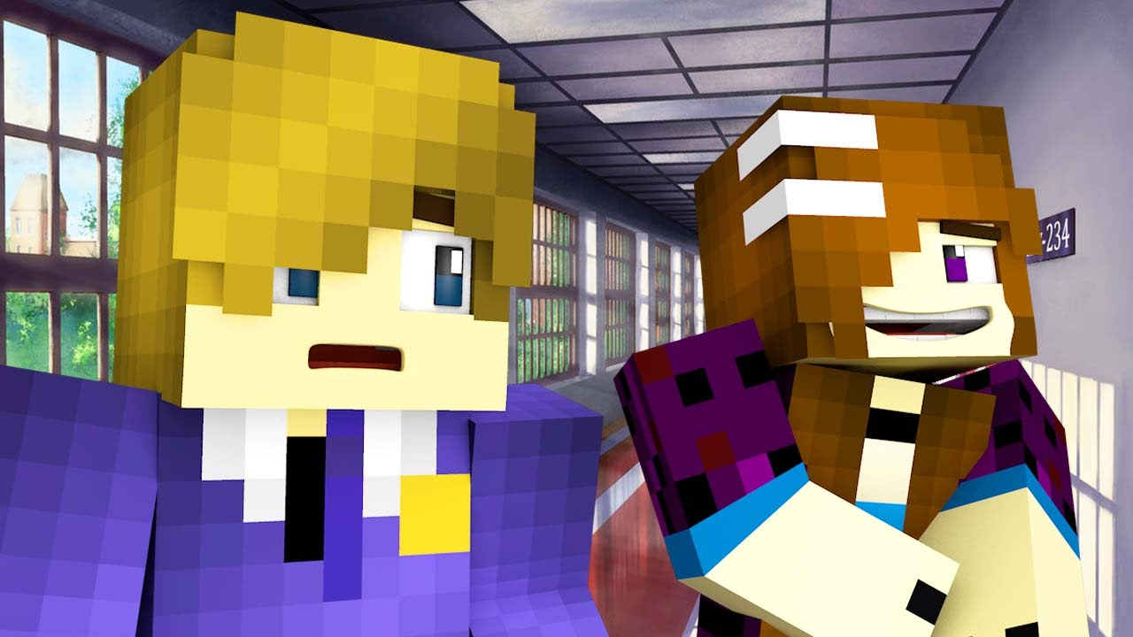 Yandere High School - First Day of Class! (Minecraft Roleplay!) #2 ...