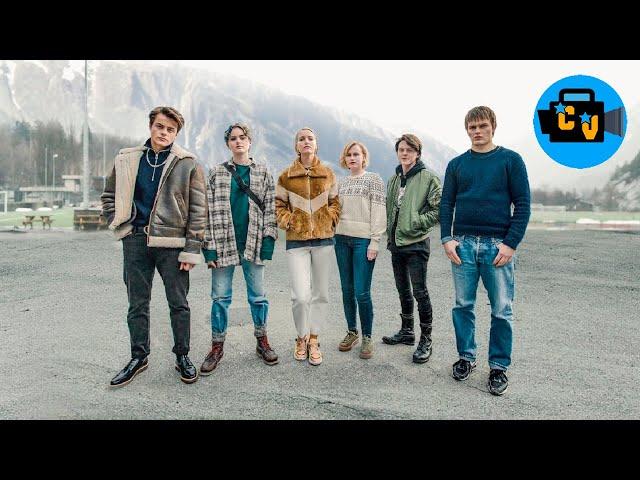 RAGNAROK - (Teaser trailer legendado Portugal - T1 - Série Netflix)
