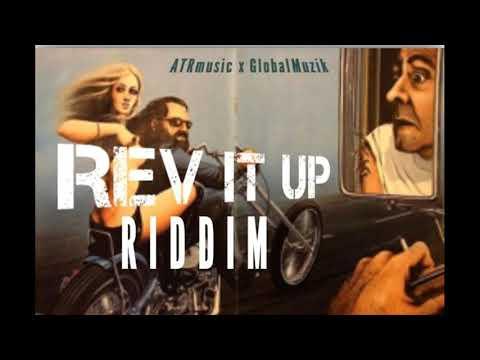 Cooyah - rev it (rev it up riddim) mix  mastered by ransum