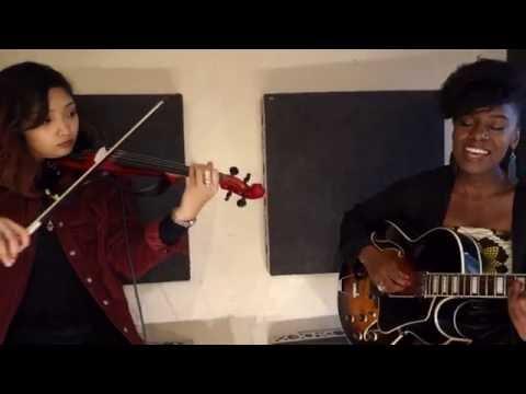 Shan Smile feat. Christina Hizon - Prisoner of Hope (Acoustic Gold in London)