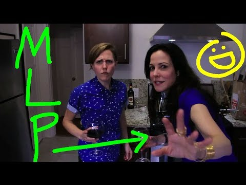 MY DRUNK KITCHEN: Brownies (ft. Mary-Louise Parker!)