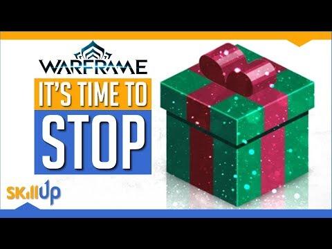 Warframe | Please Stop Sending Me Free Stuff (Seriously)