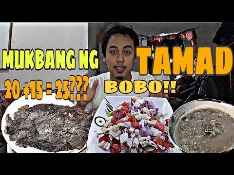 Tortang Talong | Munggo | Itlog Na Maalat, Kamatis with Sibuyas | (Mukbang Ng Tamad) Pinoy Mukbang thumbnail