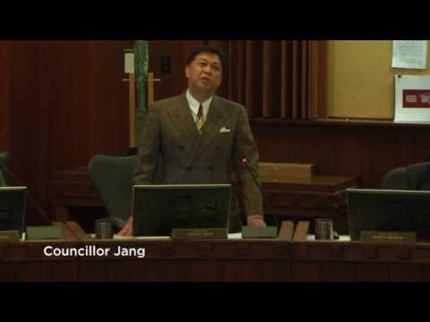 2017-06-13 Vancouver City Council - 105 Keefer vote