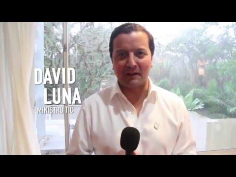 Ministro David Luna visita a Ocaña #ViveDigitalTV