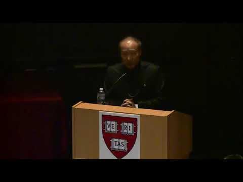 海航陈锋哈佛演讲完整版 --  看看到底还说了什么