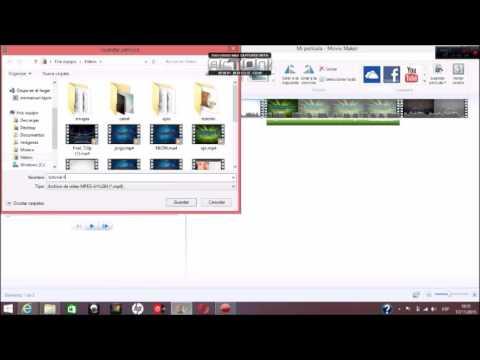 editar videos mp4 en windows movie maker