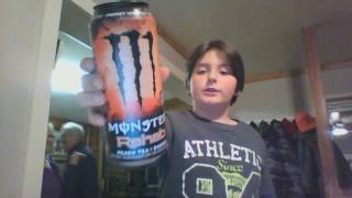 My MONSTER addiction