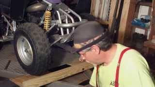 ATV Trailer Extension