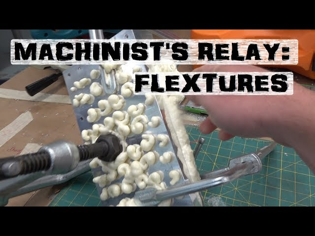 Machinist Relay | Linear Stage Compliant Structures