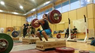 Подготовка сильнейших спортсменов РФ