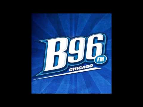 96.3 WBBM (B96) Chicago - B96 Dance Party (Julian Jumpin Perez) With Brian Middleton (5-5-89)