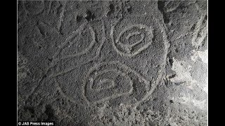 Ancient Drawings are Discovered in Caribbean Caves