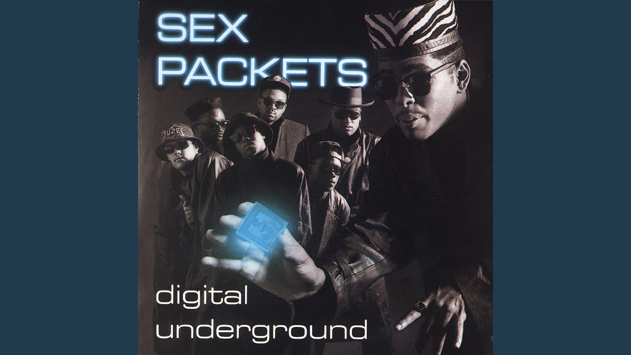 Digital underground sex packets packet man