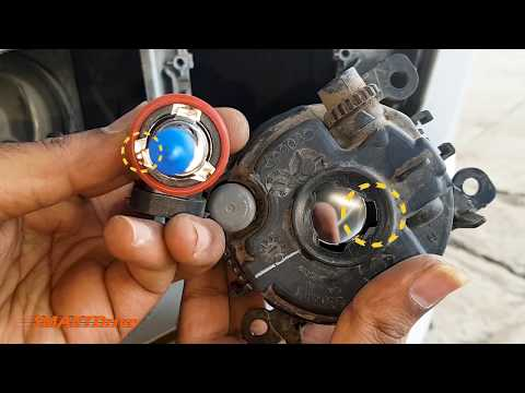 DIY FOG LIGHT BULB REPLACEMENT OF SUZUKI CIAZ :SMARTDrive