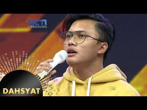 DAHSYAT - Rizky Febian Cukup Tau [6 Desember 2017]