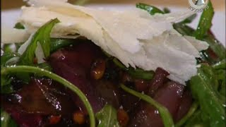 Горячий салат