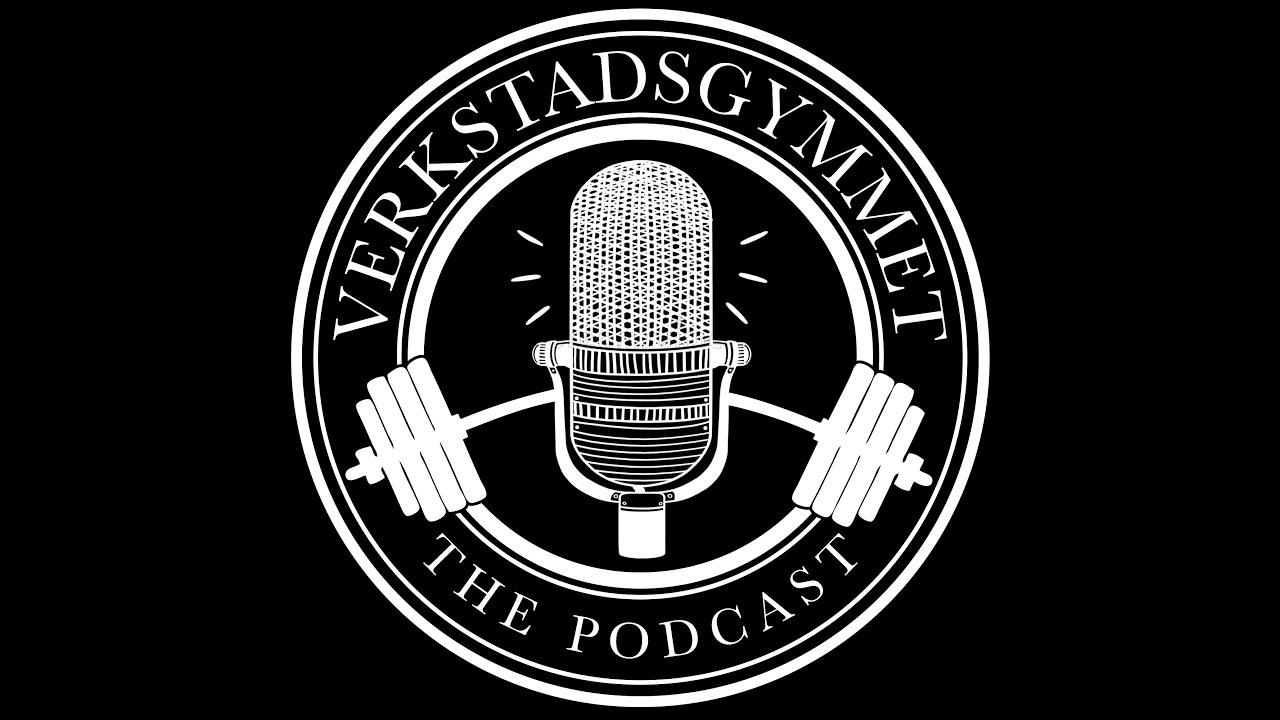 Verkstadsgymmet - The Podcast // Niclas Wiitala