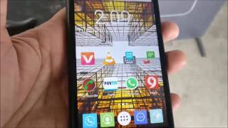 hindi first look of ivoomi m 1 phone