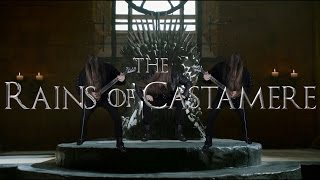 The Rains of Castamere Metal Version
