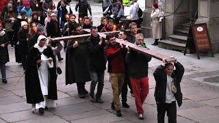 Droga Krzyżowa ulicami naszego miasta