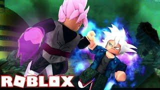 DEFEAT OR GOKU BLACK COM OR TOP INSS NO ROBLOX ( Saiyan Simulator )
