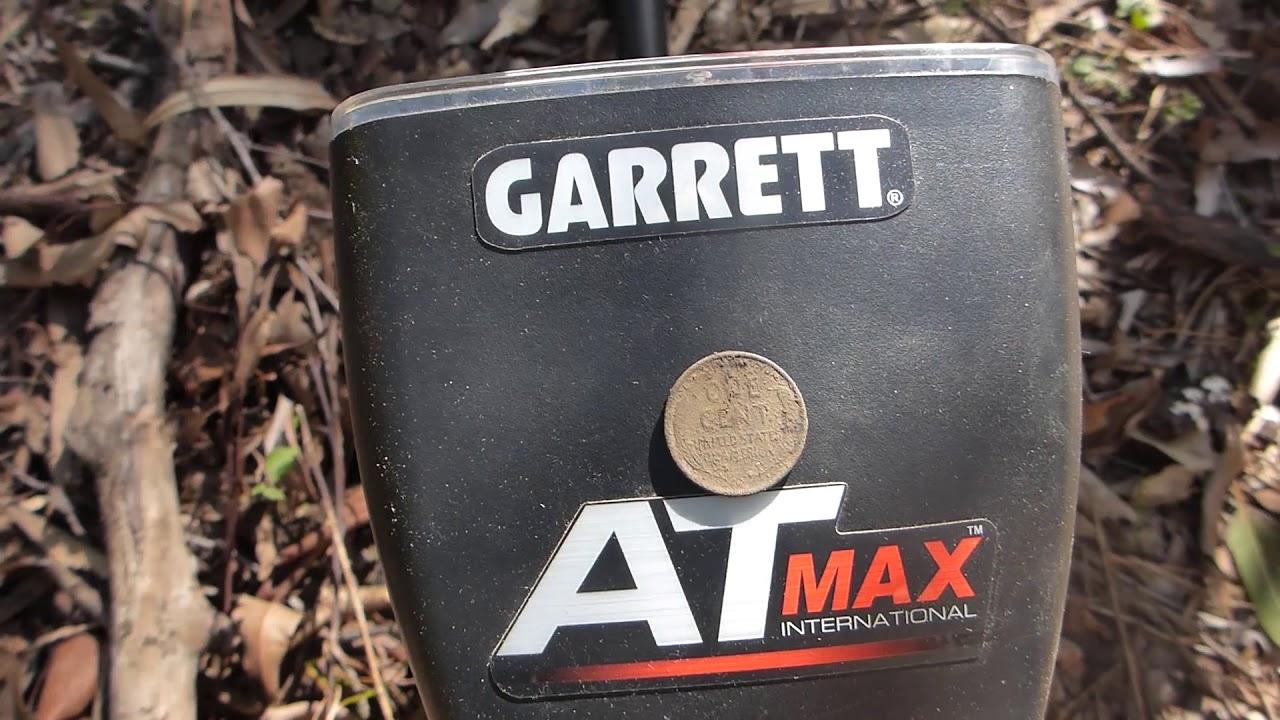 5f4766f7245 Aussie Silver with the Garrett AT Max International! - YouTube