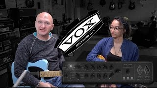 Vox AV30 - Review (Kiana is in this one, yeah!)