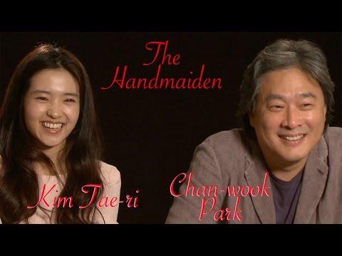 DP/30: The Handmaiden, Chan-wook Park, Kim Tae-ri (minor spoliers)