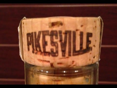 Whiskey Review #242 Pikesville Straight Rye with Riedel Spirits Glass
