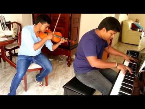 Experience - Ludovico Einaudi Piano + Violin Cover