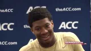 Repeat youtube video Jameis Winston Postgame: Pittsburgh