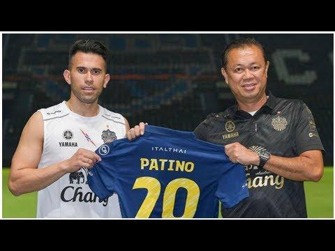 Javier Patiño recupera la sonrisa en el Buriram United tailandés